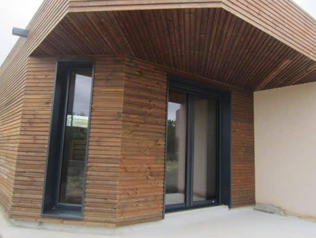 Extension de maison à Saint Jean de Beugné