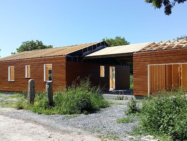 Guillet - Maison au Mazeau