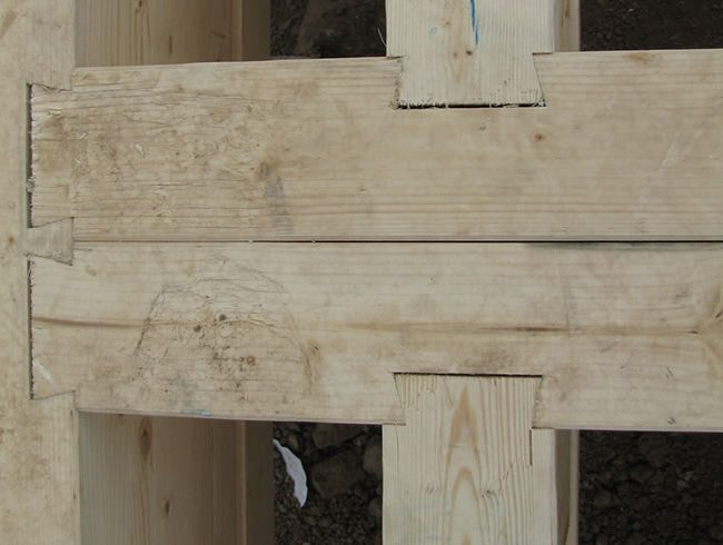 Guillet - Maison à ossature bois à Mortagne sur Sèvre