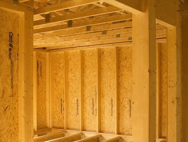 Guillet - Maison ossature bois à Gétigné