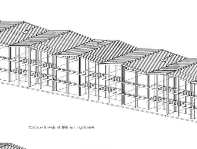 MOB - Résidence Erdre et Parc - Nantes