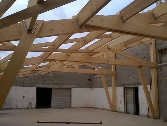 Guillet - Réhabilitation et extension de la salle polyvalente de Thorigny